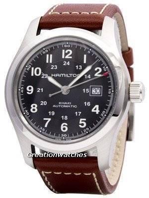 Hamilton Khaki Field Automatic H70555533 Men's Watch