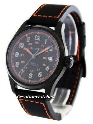 Hamilton Khaki Automatic H70585737 Men's Watch