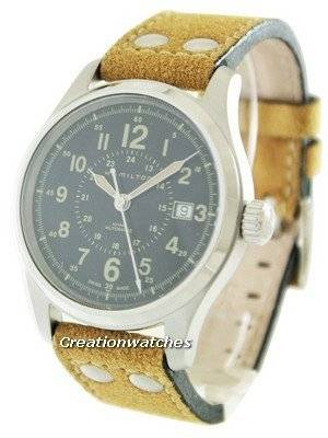 Hamilton Khaki Field Automatic H70595593 Men's Watch