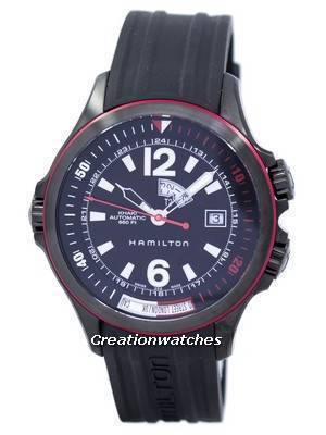 Hamilton Khaki Navy GMT Automatic H77585335 Men's Watch
