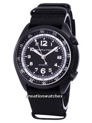 Hamilton Khaki Aviation Pilot Pioneer Automatic H80485835 Men\'s Watch