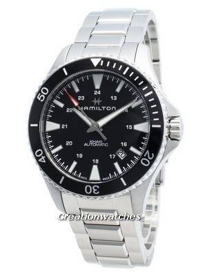 Hamilton Khaki Navy H82335131 Automatic Men's Watch