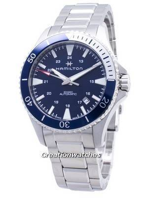 Hamilton Khaki Navy Scuba H82345141 Automatic Analog Men's Watch