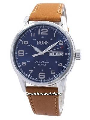 Hugo Boss Pilot Vintage Edition Quartz 1513331 Men's Watch