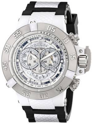 Invicta Subaqua Chronograph Tachymeter 200M 0924 Men\'s Watch