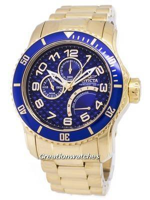 Invicta Pro Diver 15342 Professional Instrument Day Retrograde Quartz 300M Men's Watch