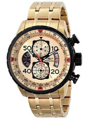 Invicta Aviator Chronograph Quartz 17205 Men's Watch