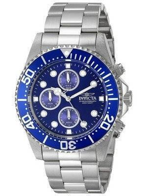 Invicta Pro Diver Chronograph 200M 1769 Men\'s Watch