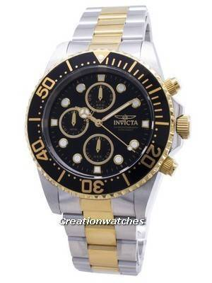 Invicta Pro Diver Chronograph Quartz 200M 1772 Men's Watch