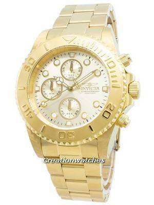 Invicta Pro Diver Chronograph Quartz 200M 1774 Men's Watch