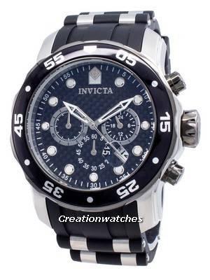 Invicta Pro Diver 17879 Chronograph Quartz 200M Men\'s Watch