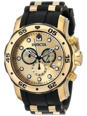 Invicta Pro Diver Quartz Chronograph 200M 17885 Men's Watch