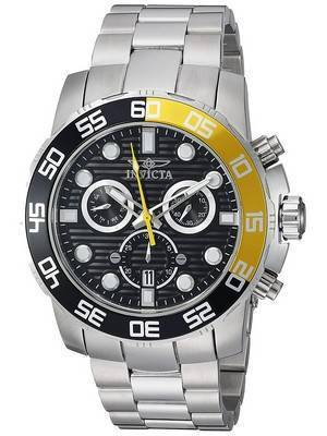 Invicta Pro Diver Chronograph Quartz 21553 Men's Watch