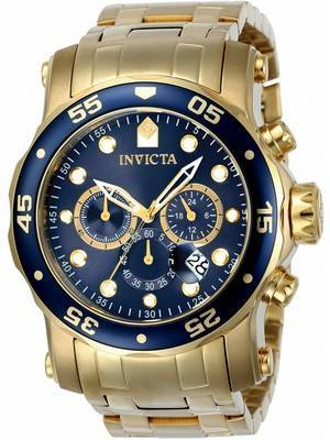 Invicta Pro Diver Chronograph Quartz 200M 23651 Men's Watch