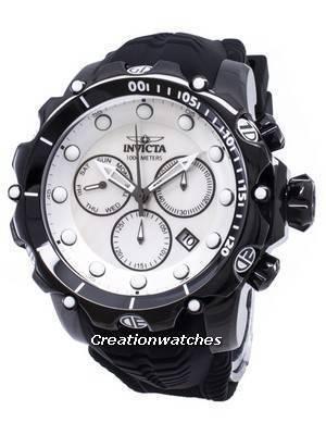 Invicta Venom 26246 Chronograph Quartz 1000M Men's Watch