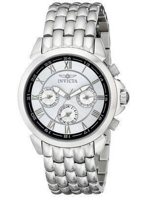 Invicta Specialty Collection Multifunction Silver Dial 2875 Men's Watch