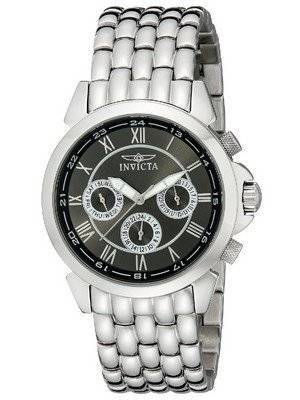 Invicta Specialty Collection Multifunction Grey Dial 2877 Men's Watch