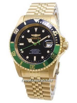 Invicta Pro Diver Professional 29184 Automatic Analog 200M Men's Watch