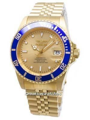 Invicta Pro Diver Professional 29185 Relógio Automático Analógico Masculino 200M