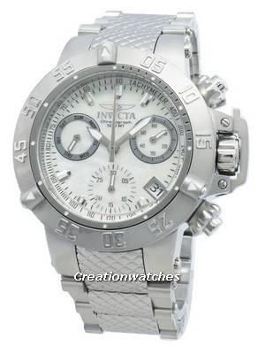 Relógio Invicta Subaqua 30477 Chronograph Quartz 500M para Mulher