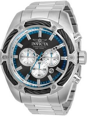 Invicta Bolt 31436 Quartz Chronograph 100M Men\'s Watch