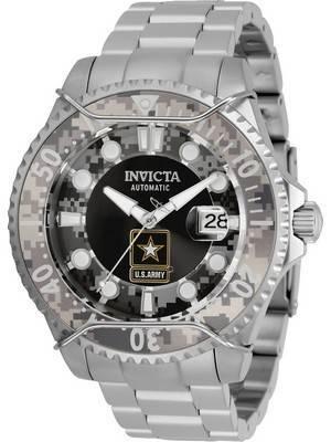 Invicta U.S. Army Automatic 31851 300M Men\'s Watch