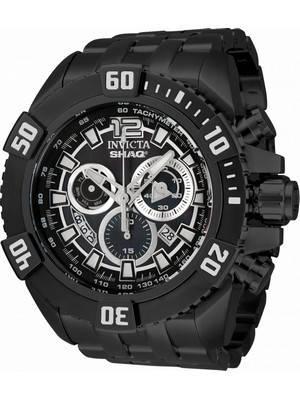 Invicta SHAQ Chronograph Diver\'s Quartz 33770 200M Men\'s Watch