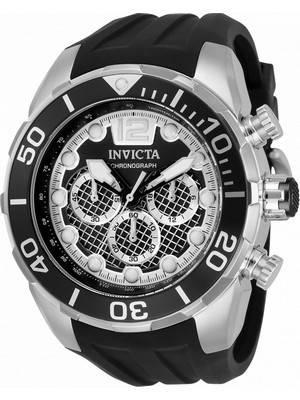Invicta Pro Diver Chronograph Quartz 33820 100M Men\'s Watch