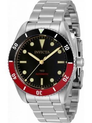 Relógio masculino Invicta Vintage Pro Diver Diver Automático 34334 200M Masculino