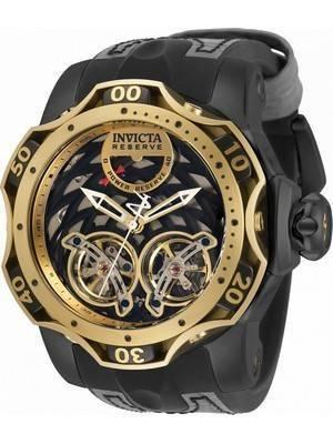 Invicta Reserve Black Dial Automatic Diver\'s 34471 1000M Men\'s Watch