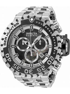 Invicta Reserve Sea Hunter Chronograph Diver\'s Quartz 34591 500M Men\'s Watch