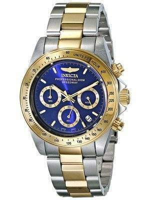Invicta Professional Speedway Chronograph 200M 3644 Men's Watch