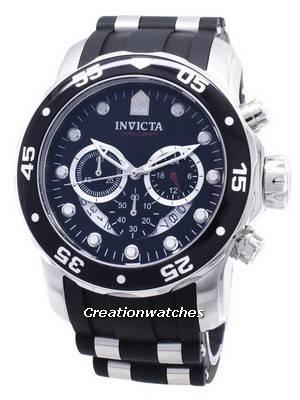 Invicta Pro Diver Chronograph Quartz 100M 6977 Men's Watch