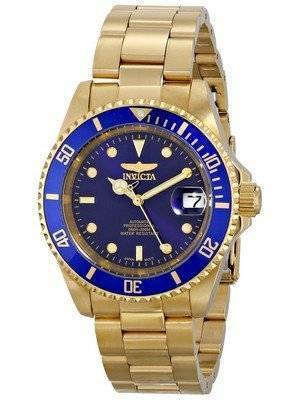 Invicta Automatic Pro Diver 200M Blue Dial 8930OB Men\'s Watch