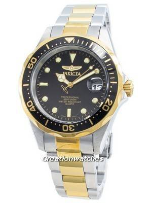 Invicta Pro Diver Professional Quartz 200M 8934 Men's Watch