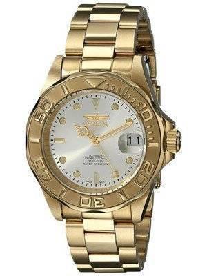Invicta Pro Diver Automatic Gold Dial 9010 Men's Watch