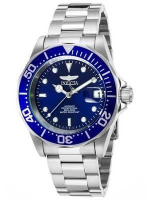 Invicta Pro Diver Automatic Blue Dial 9094 Men's Watch
