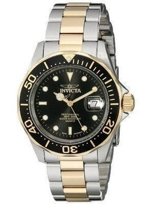 Invicta Swiss Pro Diver 200M Black Dial 9309 Men's Watch