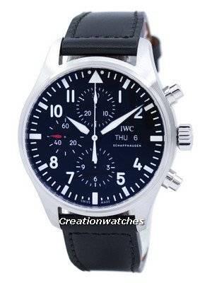 IWC Schaffhausen Pilot's Chronograph Automatic IW377709 Men's Watch