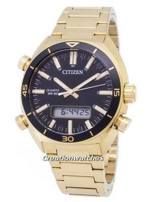 Citizen Quartz JM5462-56E Analog Digital Men\'s Watch