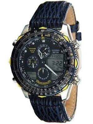 Citizen Promaster Navihawk JN0040-07L JN0040 Blue Angel Watch