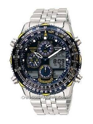 Citizen Promaster Navihawk JN0040-58L JN0040 Blue Angel Watch
