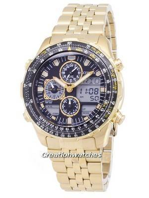 Citizen Navihawk Pilot JN0122-80E Chronograph Men's Watch
