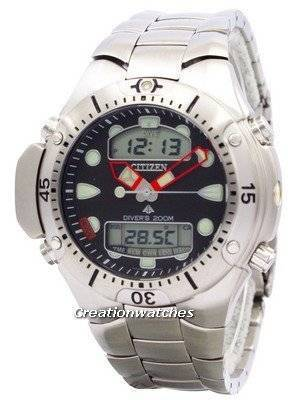 Citizen Aqualand Diver Depth Meter Promaster JP1060-52E JP1060 Men's Watch