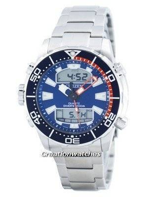Citizen Aqualand Promaster Diver 200M Analog Digital JP1099-81L Assista Men