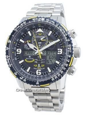 Citizen Promaster JY8088-83L Radio Controlled Eco-Drive 200M Men's Watch