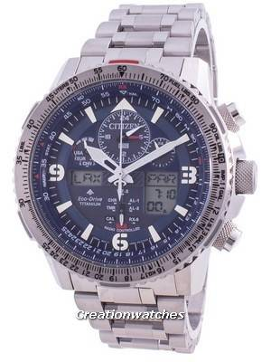 Citizen Promaster Radio Controlled Eco-Drive JY8100-80L 200M Men\'s Watch