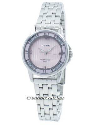 Casio Enticer Analog Quartz LTP-1391D-4A2V LTP1391D-4A2V Women\'s Watch