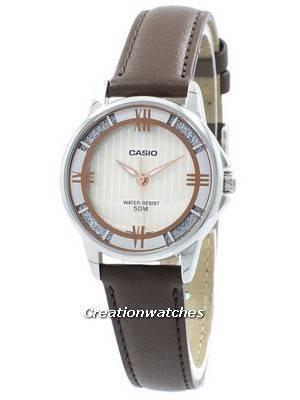 Casio Enticer Analog Quartz LTP-1391L-5AV LTP1391L-5AV Women\'s Watch