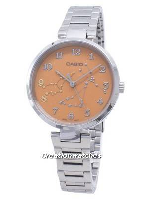 Casio Quartz LTP-E10D-4A LTPE10D-4A Analog Women\'s Watch